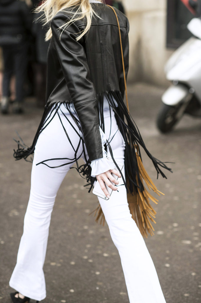 PARIS FASHION WEEK #PFW Street Style Haute Couture S/S 2015 - DAY THREE