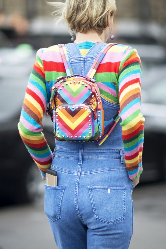 Street Style - Day 4 - Paris Fashion Week : Haute Couture S/S 2015